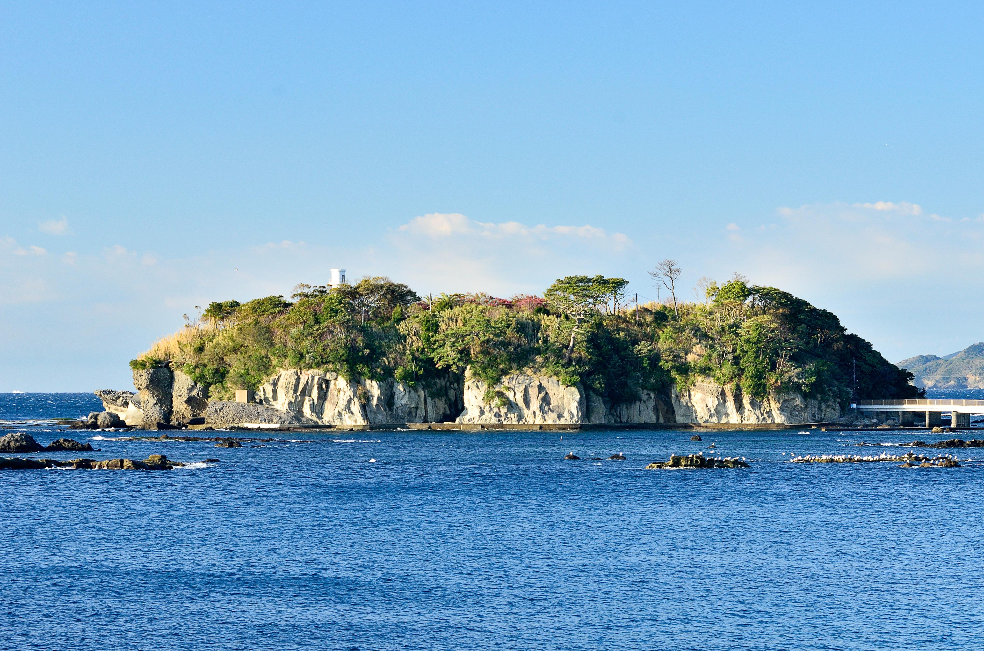 恵比須島全景 CC BY-SA
