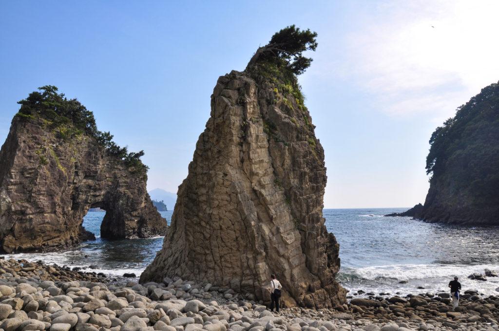 浮島海岸  CC BY-SA
