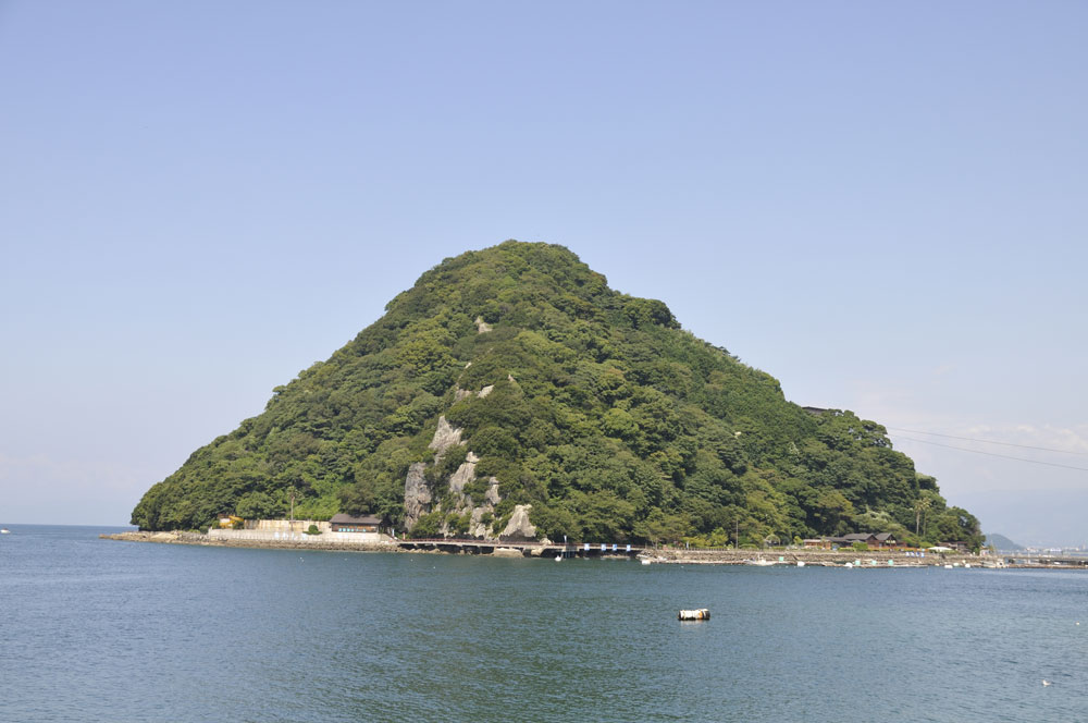 淡島 CC BY