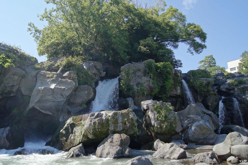 鮎壺の滝 CC BY
