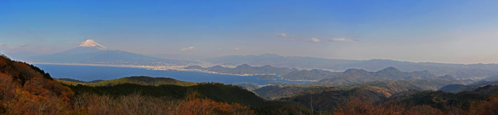 だるま山高原レストハウスからの眺め CC BY