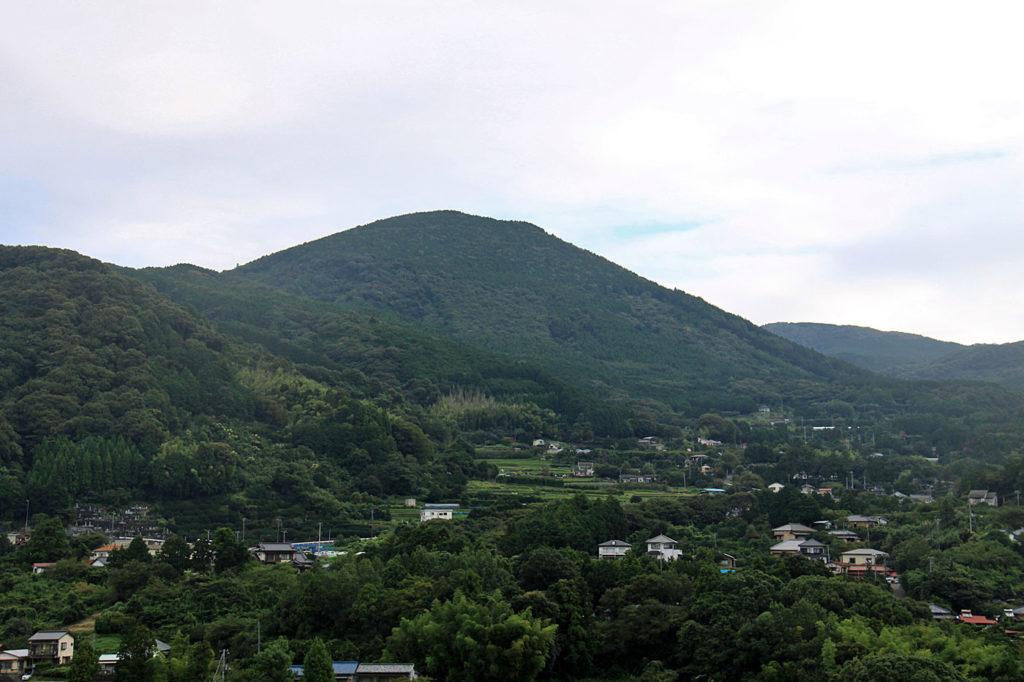 鉢ノ山の景観  CC BY