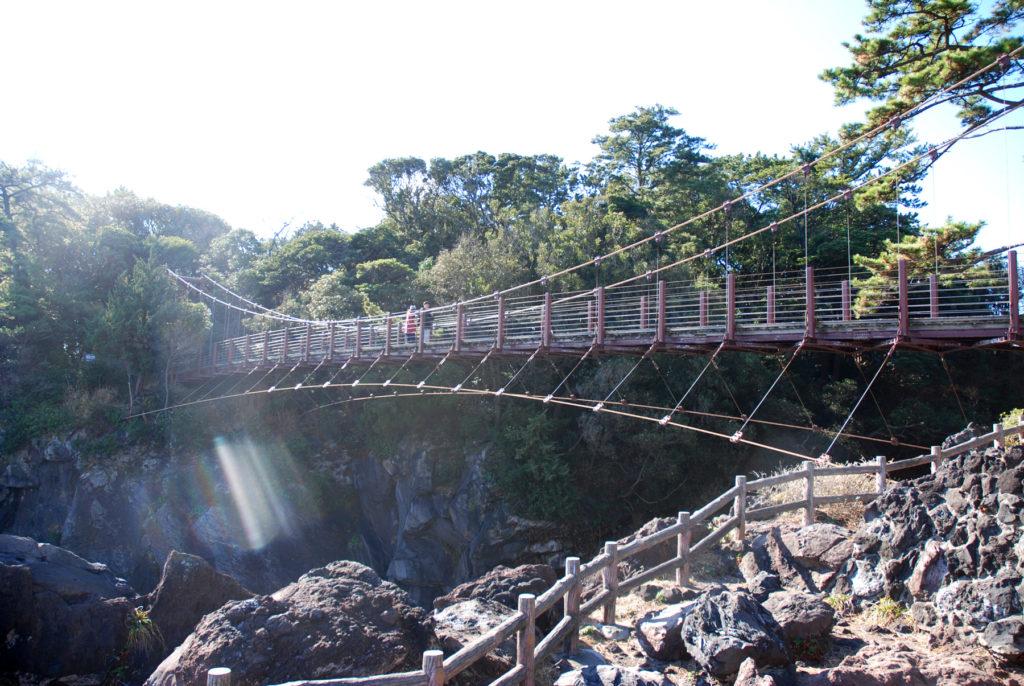 門脇つり橋 CC BY