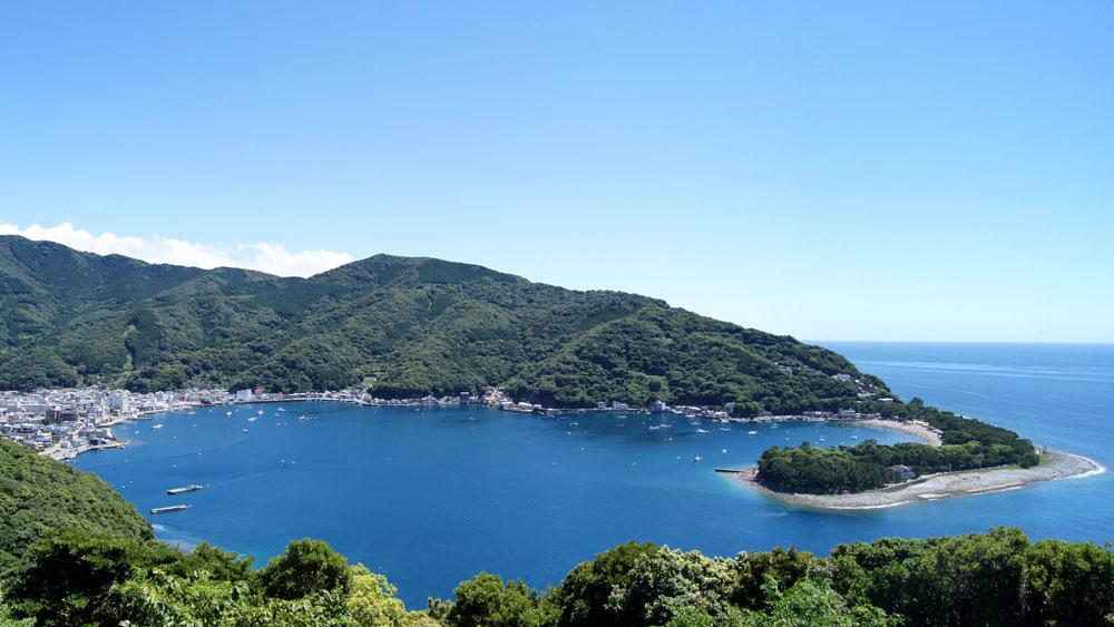 戸田 御浜岬