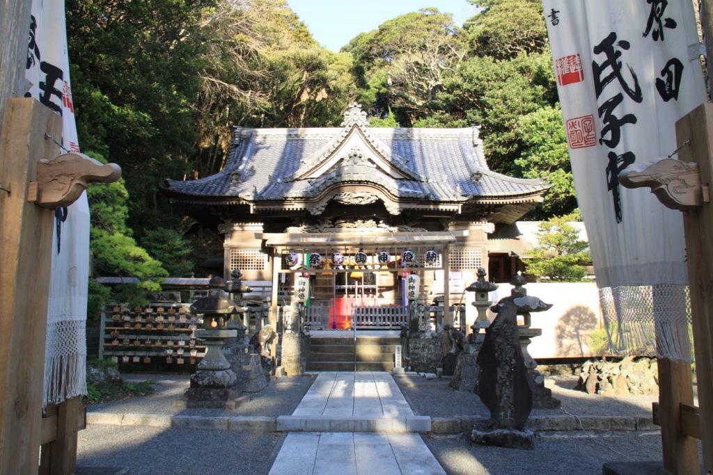 白濱神社 CC BY