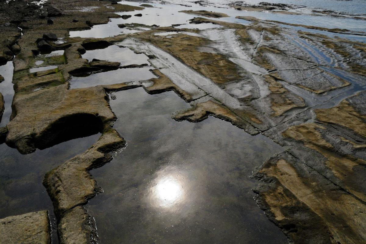 恵比須島、千畳敷
