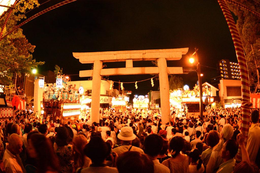 三嶋大祭り CC BY