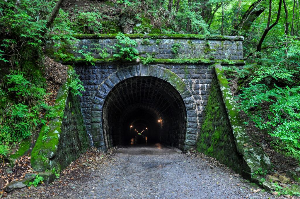天城山隧道(伊豆市側) CC BY